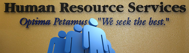 Human Resources Header Graphic