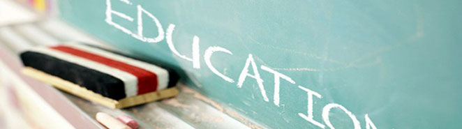Special Education Header Graphic