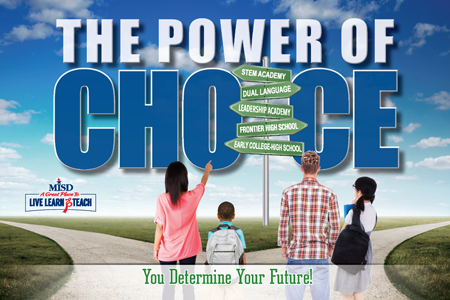 Power of Choice Poster