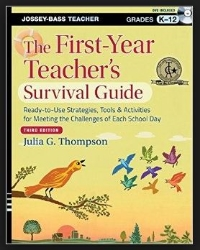 First Year Teacher Survival Guide book cover