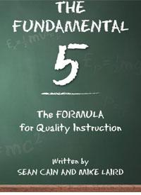 Fundamental Five book cover