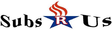 Subs R Us logo