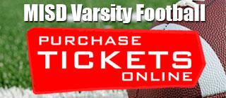Buy MISD Varsity Football Tickets Online