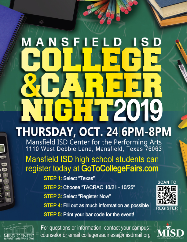 District Event Details Mansfield Independent School District