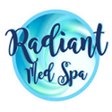 Radiant Med Spa Logo
