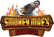 Smokey Mae's BBQ logo