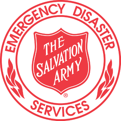 Salvation Army Disaster Relief Logo