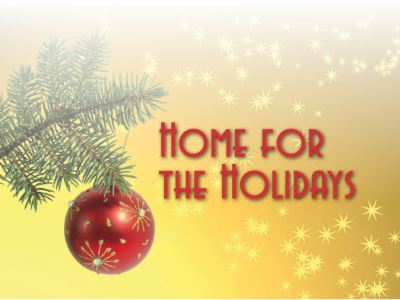 Home for the Holidays graphic