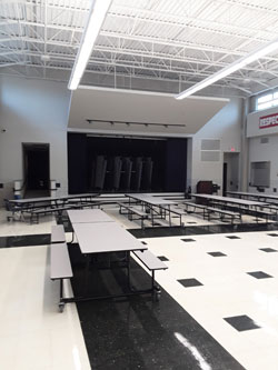 Elementary School Cafeteria