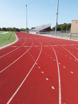 High School Tracks