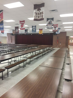 Intermediate School Cafeteria