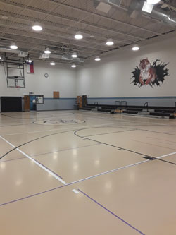 Intermediate School Gym