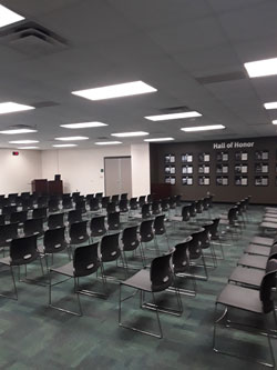 Newsom Stadium Community Room