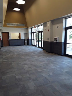 Willie Pigg Foyer Area