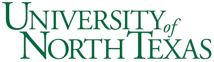University of North Texas website