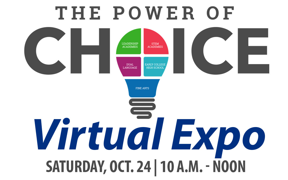 Power of Choice Virtual Expo graphic