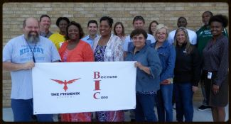 BIC Program Staff Group Photo