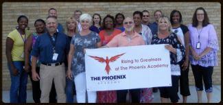 Phoenix Academy Staff Group Photo
