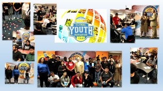 Collage of Global Youth Initiative Images