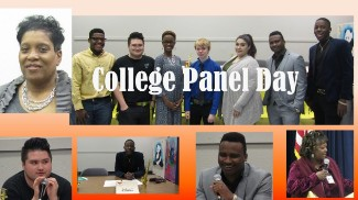Collage of College Panel Images 1