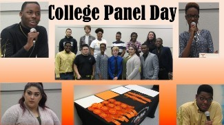 Collage of College Panel Images 2