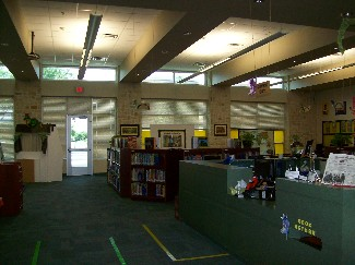 Picture of the Daulton Library