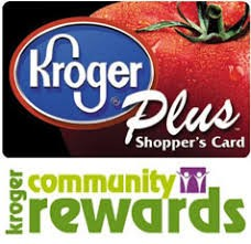 Kroger shopping card