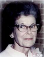 Picture of Elizabeth Smith, woman with glasses and dark hair