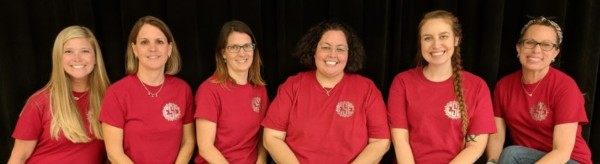 Photo of Enrichment teachers at ESE