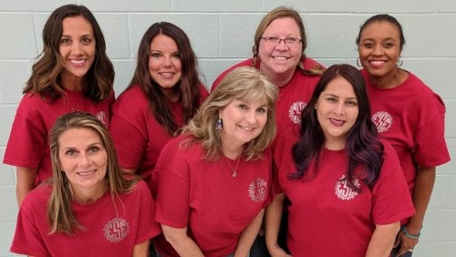 Photo of 4th grade teachers at ESE