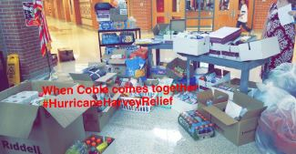 Items for Hurricane Relief