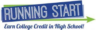 Running Start earn college credit in high school