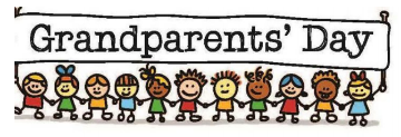 Grandparents' Day clipart