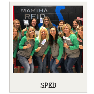 SPED Team Picture