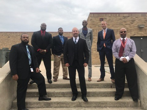 TA Howard Men of Tomorrow Team Teachers